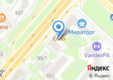 Компания «Vander Park» на карте