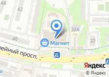 Компания «Здоровье и красота Белорусская косметика» на карте