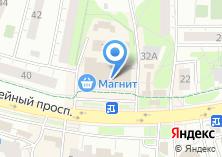 Компания «Областное Ремонтное Бюро» на карте