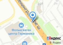 Компания «Официальный СЭС» на карте