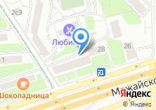 Компания «Газонофф» на карте