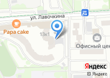 Компания «Адвокат Дорофеев А.Н.» на карте