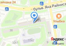 Компания «Детская художественная школа №4» на карте