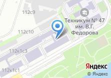 Компания «Астроинформ СПЕ» на карте