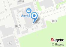 Компания «Клин Транс» на карте