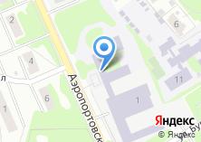 Компания «Средняя общеобразовательная школа №6 им В.И. Сахнова» на карте