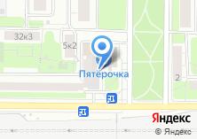 Компания «Молочно-раздаточный пункт №15 Детская поликлиника №73» на карте