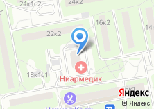Компания «Северное Тушино-3» на карте