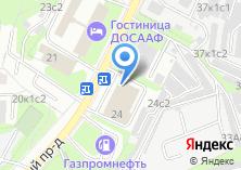 Компания «ФАТ-Сервис» на карте