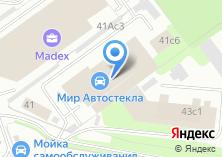 Компания «Техноклассика» на карте