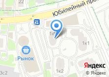 Компания «Магазин профессиональной косметики» на карте