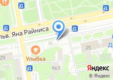 Компания «Магазин овощей и фруктов на Туристской» на карте