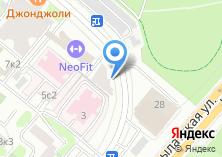 Компания «Крылатские холмы 3» на карте