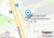 Компания «Продмаркет» на карте