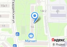 Компания «Элегия Торг» на карте