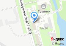 Компания «Серебряный Дом» на карте