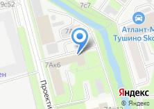 Компания «Продуктовый магазин на Строительном проезде» на карте