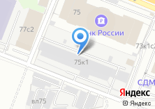 Компания «ГОСНИИБП» на карте