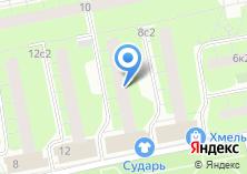 Компания «Магазин хозтоваров на бульваре Яна Райниса» на карте
