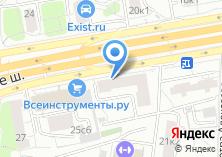 Компания «Косметический салон Елены Гончаровой» на карте