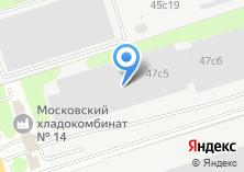 Компания «Хоз 77» на карте