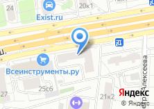 Компания «АвтоМатрикс» на карте