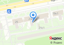 Компания «Созвездие» на карте