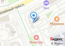 Компания «Российский Рынок» на карте