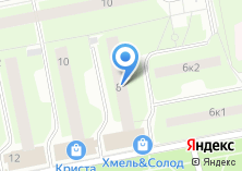 Компания «МОСДВЕРИ» на карте