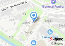 Компания «Полимер-Сервис» на карте