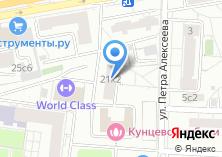 Компания «ОПОП Западного административного округа район Можайский» на карте