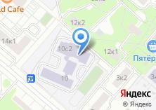 Компания «Средняя общеобразовательная школа №887 с дошкольным отделением» на карте
