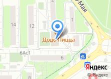 Компания «МосАвтоКарт» на карте