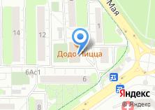 Компания «ИнфоТехСфера» на карте