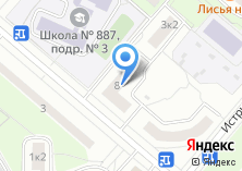 Компания «Молодые москвичи» на карте