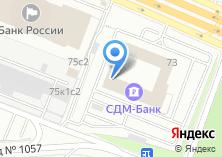 Компания «Каросс» на карте