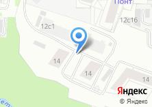 Компания «ПРОЭКСПЕРТ ГРУПП» на карте