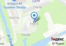 Компания «Атомтрубопроводмонтаж» на карте