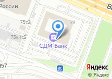 Компания «Бюро переводоакцент» на карте