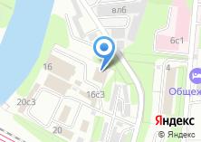 Компания «Русдолгнадзор» на карте