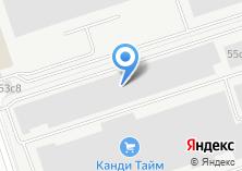 Компания «Арэсагазсервис» на карте