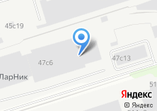 Компания «Дары Океанов» на карте