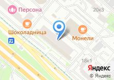 Компания «АЛЬФА ПРЕЗЕНТ» на карте