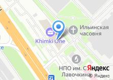 Компания «М25» на карте