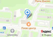 Компания «Иствик» на карте
