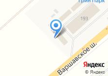 Компания «Грин Парк» на карте