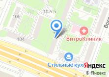 Компания «МАРС-КОМПОНЕНТ» на карте