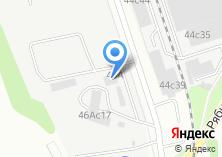 Компания «Дм-Стекло» на карте