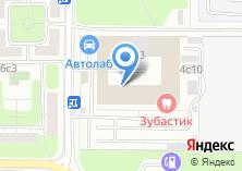 Компания «МобайлБустер» на карте