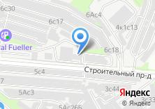 Компания «Терехово» на карте